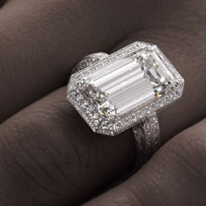 Chopard Engagement Ring