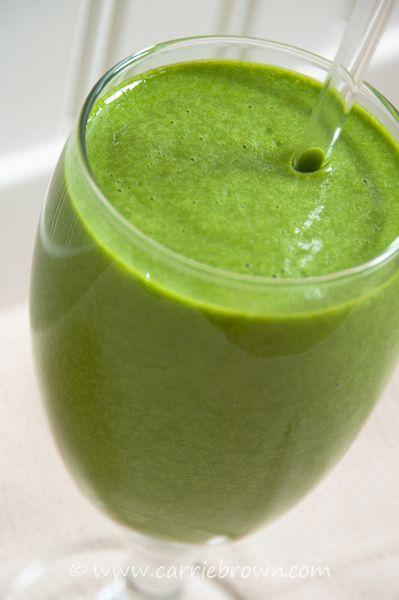 Green Smoothie - Orange Creamsicle-   Clean Eating/Paleo Recipes   Pi ...