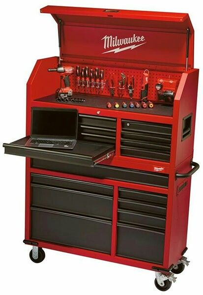 The best tool cabinet  I've seen!