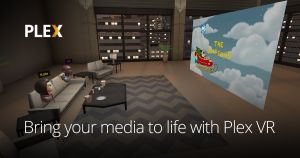 Plex Introduces Plex VR on Google Daydream - Geek News Central  Plex introduces a way to experience your movies and shows in virtual reality with Plex on Google Daydream. It includes interactive environments voice chat and a way to watch with friends.  In order to do this you are going to need a Google Daydream ready Android phone a Google Daydream View headset and the Plex VR app. Launch the Plex VR app and it will prompt you to sign in to your Plex account. Plex put together a Getting…
