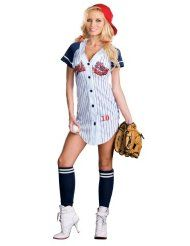 Baseball Halloween Costumes for Women | WhereIBuyIt.com