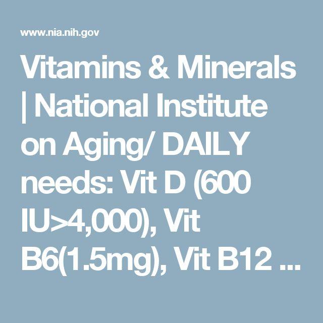 die besten 25 vit b6 ideen auf pinterest vitamin b12 erg nzungsmittel vitamin b mangel. Black Bedroom Furniture Sets. Home Design Ideas