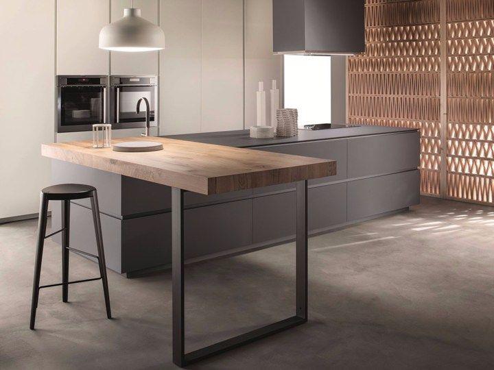 Il premio nella categoria 'Innovazione & Leadership - Luxury Kitchen Design'