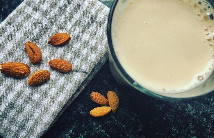 Mandelmælk / nøddemælk