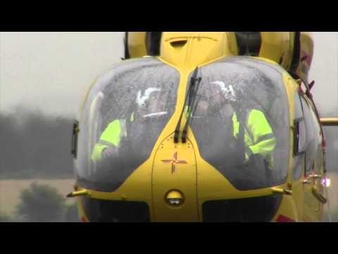Video showing Prince William Duke of Cambridge as air ambulance pilot a hit online | Cambridge News