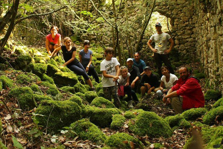 Parco Nazionale del Gargano, agosto...