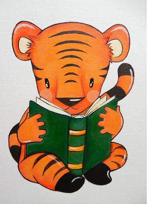 Da_Linka / tiger