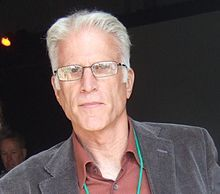 "Ted Danson Edward Bridge ""Ted"" Danson III (born December 29, 1947) is an American actor, author, and producer, well known for his role as lead character Sam Malone in the sitcom Cheers, and his role as Dr. John Becker on the sitcom Becker."