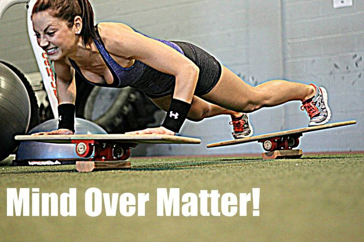 Mind Over Matter! At Advantage 4 Athletes, A4A.