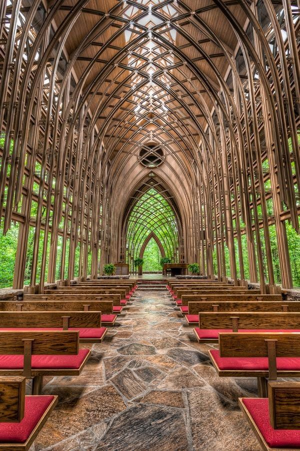 Glass Chapel, Eureka Springs Arkansas