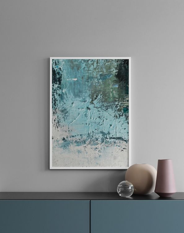 Abstract Oil 1 Poster