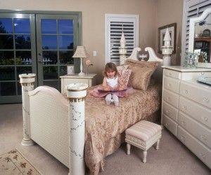 treat your girl through little girl bedroom sets