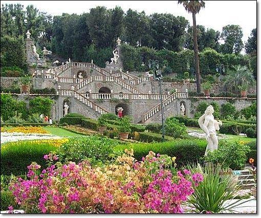 Villa Garzoni Garden Two