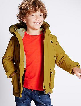 Parka Jacket (1-7 Years)