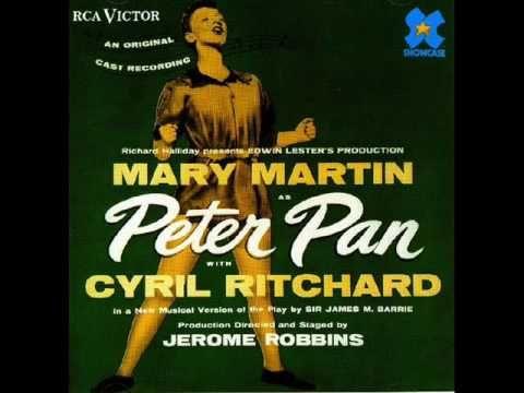 Peter Pan Soundtrack (1960) -14- I Won't Grow Up