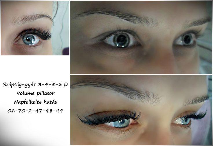 Eyelash extension Volume lashes