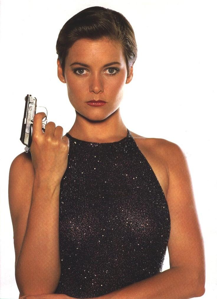 Carey Lowell (Licence to Kill - 1989)