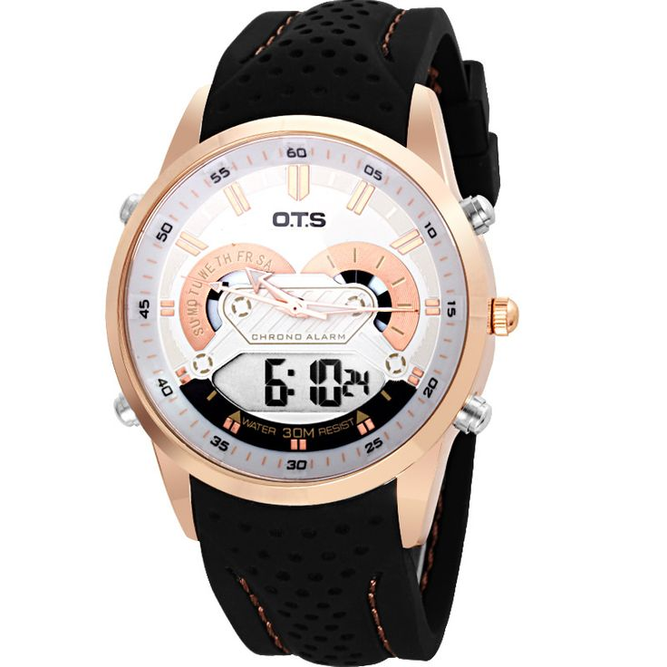 $39.98 (Buy here: https://alitems.com/g/1e8d114494ebda23ff8b16525dc3e8/?i=5&ulp=https%3A%2F%2Fwww.aliexpress.com%2Fitem%2FOTS-Brand-Fashion-Casual-Digital-Watch-Double-Movement-Analog-Men-Climbing-Waterproof-Sport-Quartz-Watch-Military%2F32711708759.html ) 2016 Men's Quartz Digital Watch Men Sports Watches Relogio Masculino O.T.S Shock Relojes LED Military Waterproof Wristwatches for just $39.98