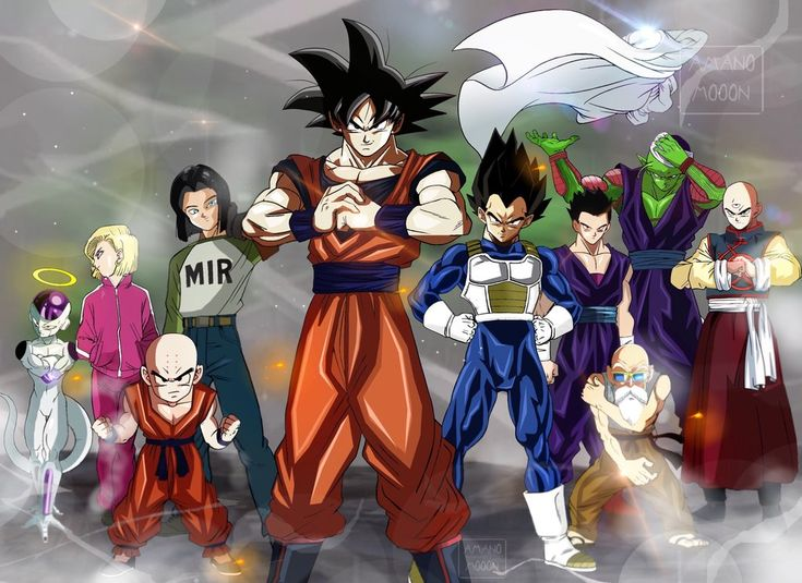 Dragon Ball Super Chapter 33 Universe 7 MANGA by Amanomoon