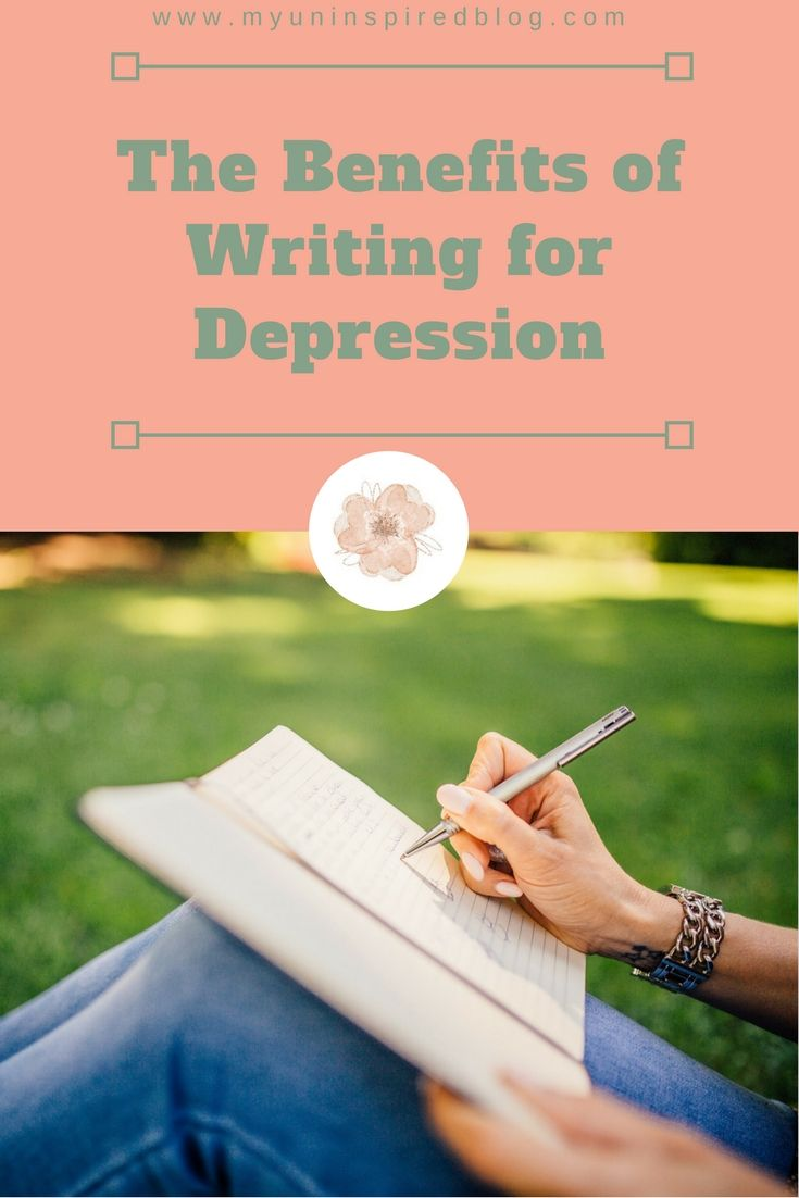 My guest blogger, Jennifer and I have a shared hope that you'll be inspired to find a creative outlet for your depression like writing, drawing, or playing music. She shares how it has helped her, and how you can get started with your own expressive hobby.