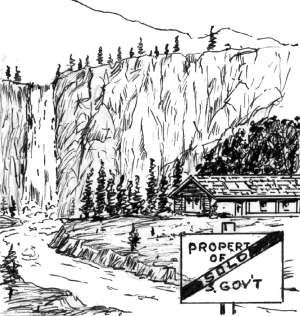 Buying land from the government