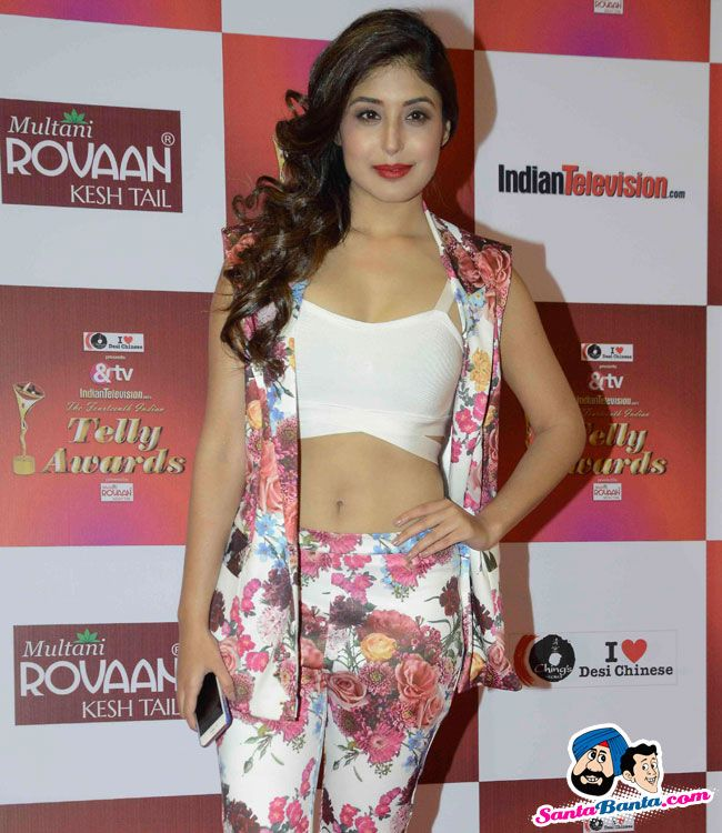 hot pictures of celebs at Indian Telly Awards 2015