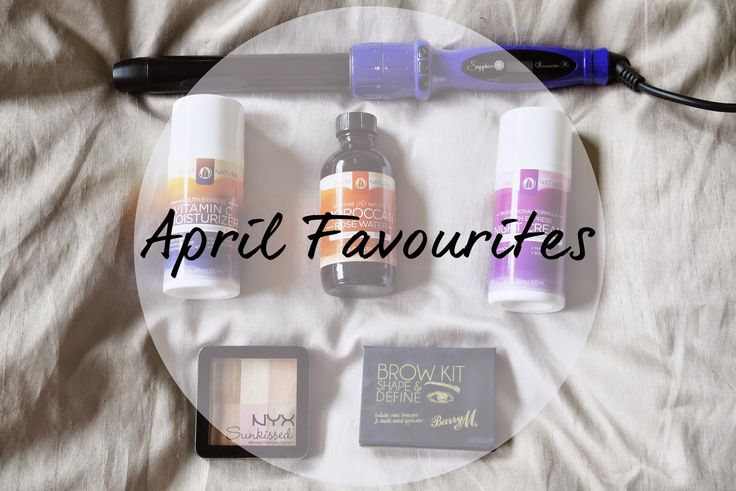 Beautifully Smart: April Favourites.