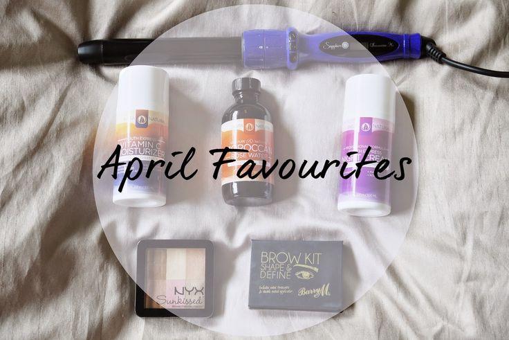 Beautifully Smart: April Favourites.