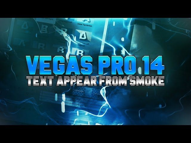 How To: Make Text Appear with Smoke in Vegas Pro 14: CasualSavage How To: Make Text Appear with Smoke in Vegas Pro 14 What's up,…