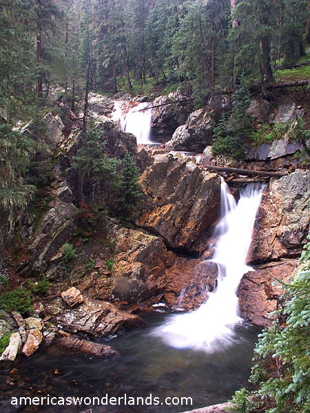 Weminuche Wilderness Colorado
