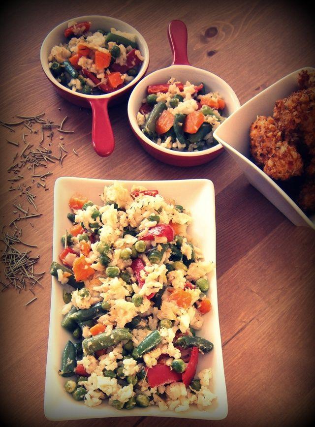 Olives & Olive: Ρύζι Τηγανιτό