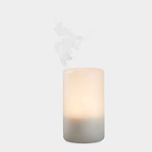 Aroma Diffuser:  Essential oils from Julia Retherford? I know she sells them:-)