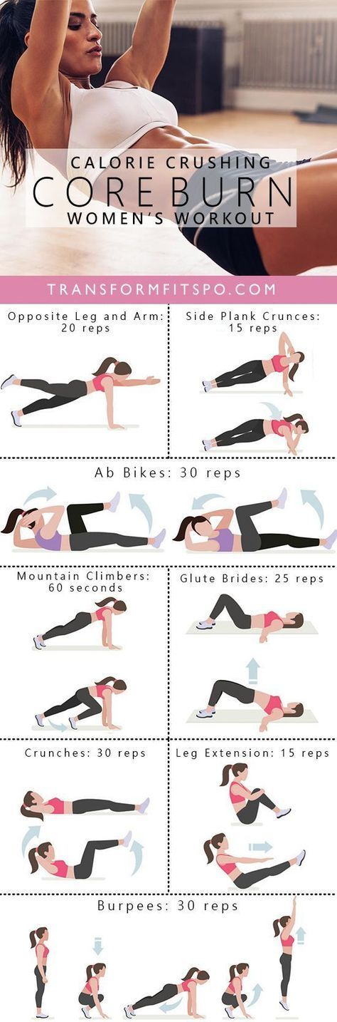 Repin and share if you enjoyed the workout!