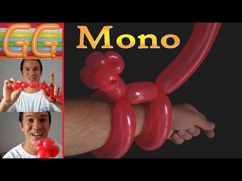 como hacer un avion con globos - globoflexia facil - figuras con globos - aviones faciles - YouTube
