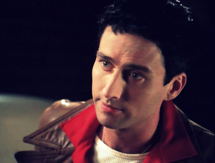Allen Francis Doyle. Glenn Quinn. DOYLE! Gosh, he was amazing. I cry every time I watch the episode where he dies.