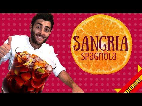 Una ricetta facile e veloce per preparare una buonissima sangria spagnola