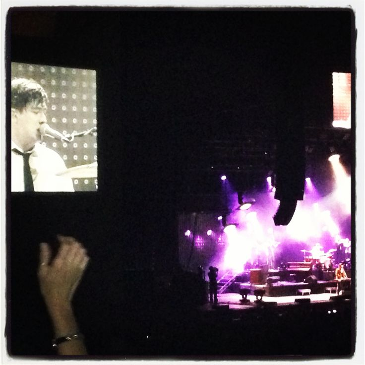 Mumford & Sons- Sleep Train Amphitheater 2013