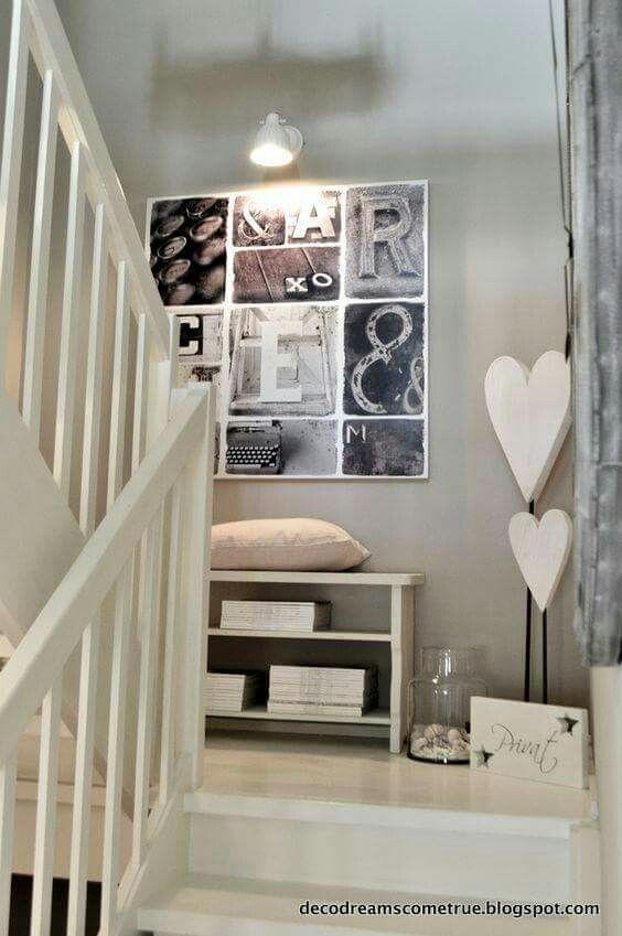 21 besten flur bilder auf pinterest wohnideen halle und treppenhaus. Black Bedroom Furniture Sets. Home Design Ideas