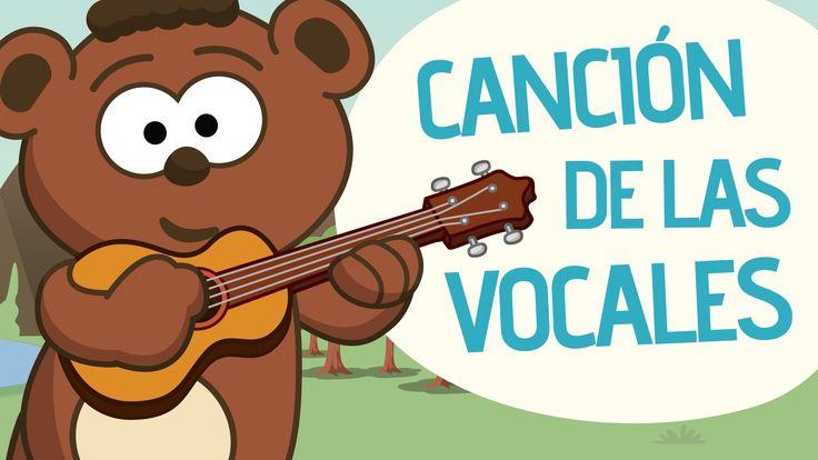 Canción de las vocales - Canciones infantiles - Toobys