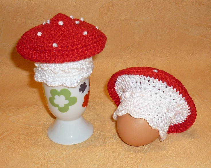 Free Amigurumi Mushroom Patterns : Akinna Stisue: Im still in the forrest ... Crochet ...