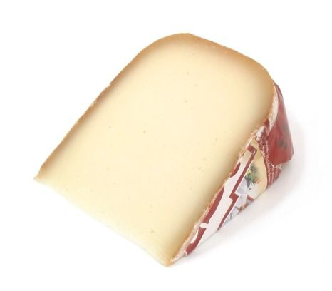 OSSAU-IRATY CHEESE = Ossau-Iraty-Brebis-Pyrenees  Pronunciation:  OH-so-ear-ah-TEE   Notes:   This little-known Basque cheese is made from raw sheep's milk, and it's creamy, nutty, and mellow.