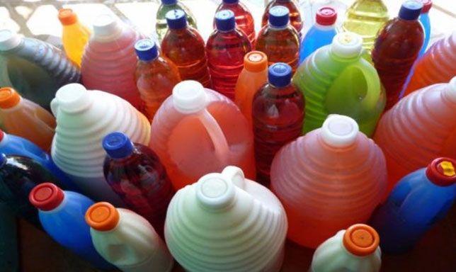 ¿Cómo elaborar productos de limpieza?