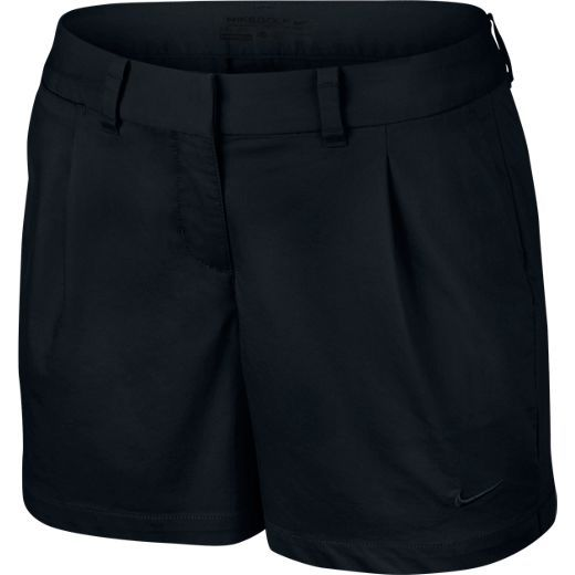 Check out what Lori's Golf Shoppe has for your days on and off the golf course! Black Nike Ladies Washed Drive Shorty Golf Shorts #lorisgolfshoppe
