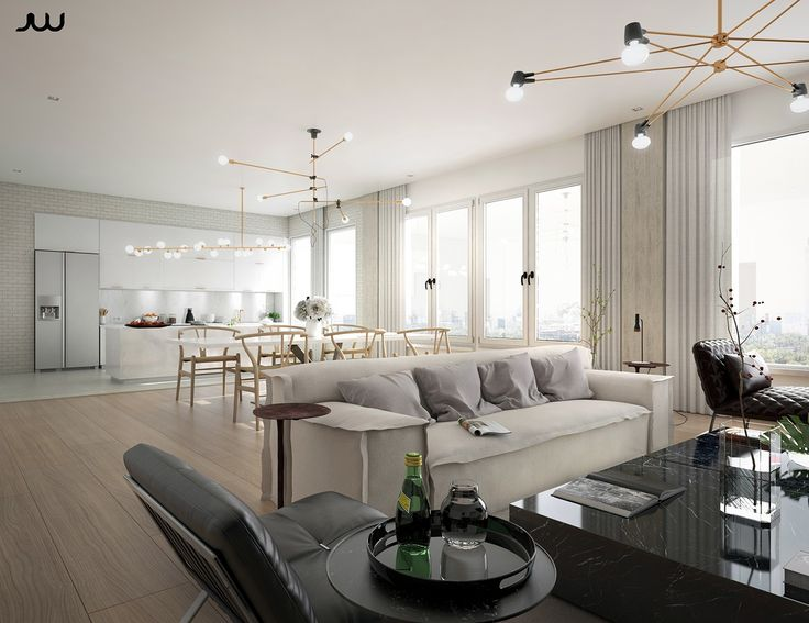 Ultra Luxury Apartment Design – Dream Home