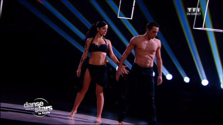 Danse avec les stars - Alizée et Grégoire Lyonnet, l'épreuve du freestyle sur « One »