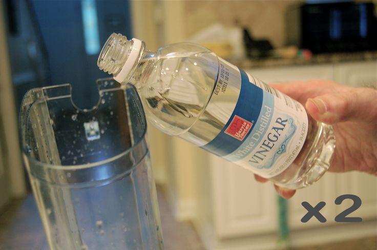 Keurig Coffee Maker Descaling Directions : Clean a Keurig Distilled water, Keurig cleaning and Coffee