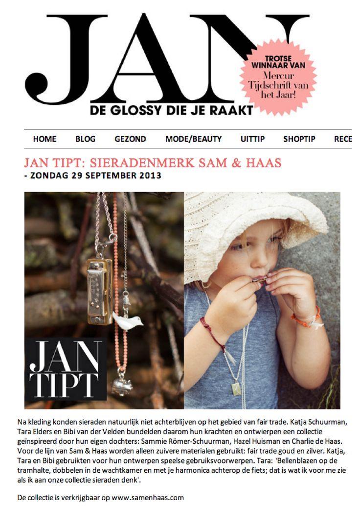 JAN september 2013 - Sam&Haas