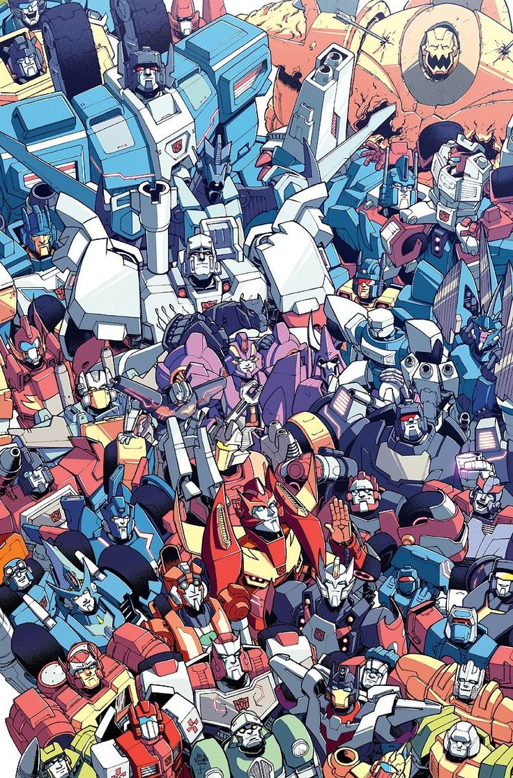 Transformers News: IDW More Than Meets The Eye Wins 2016 Best Sci-Fi Comic Vote