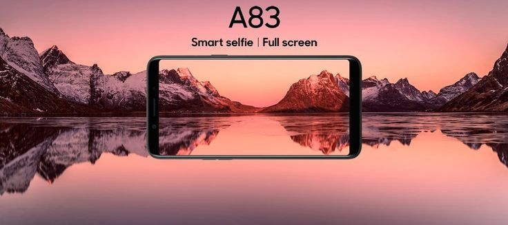 Oppo A83 Smartphone Review