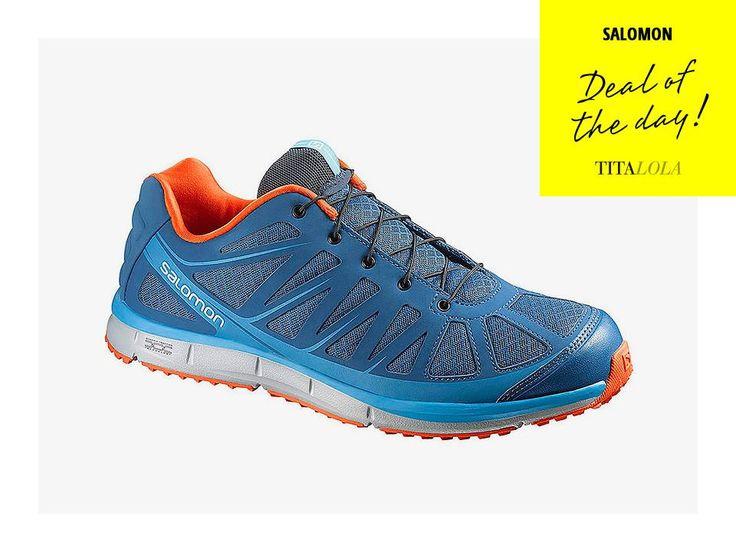 Sneakers Salomon: tecniche, comode e leggere! Perfette per tutti i tipi di corsa, anche su terreni accidentati. http://titalola.click/34655